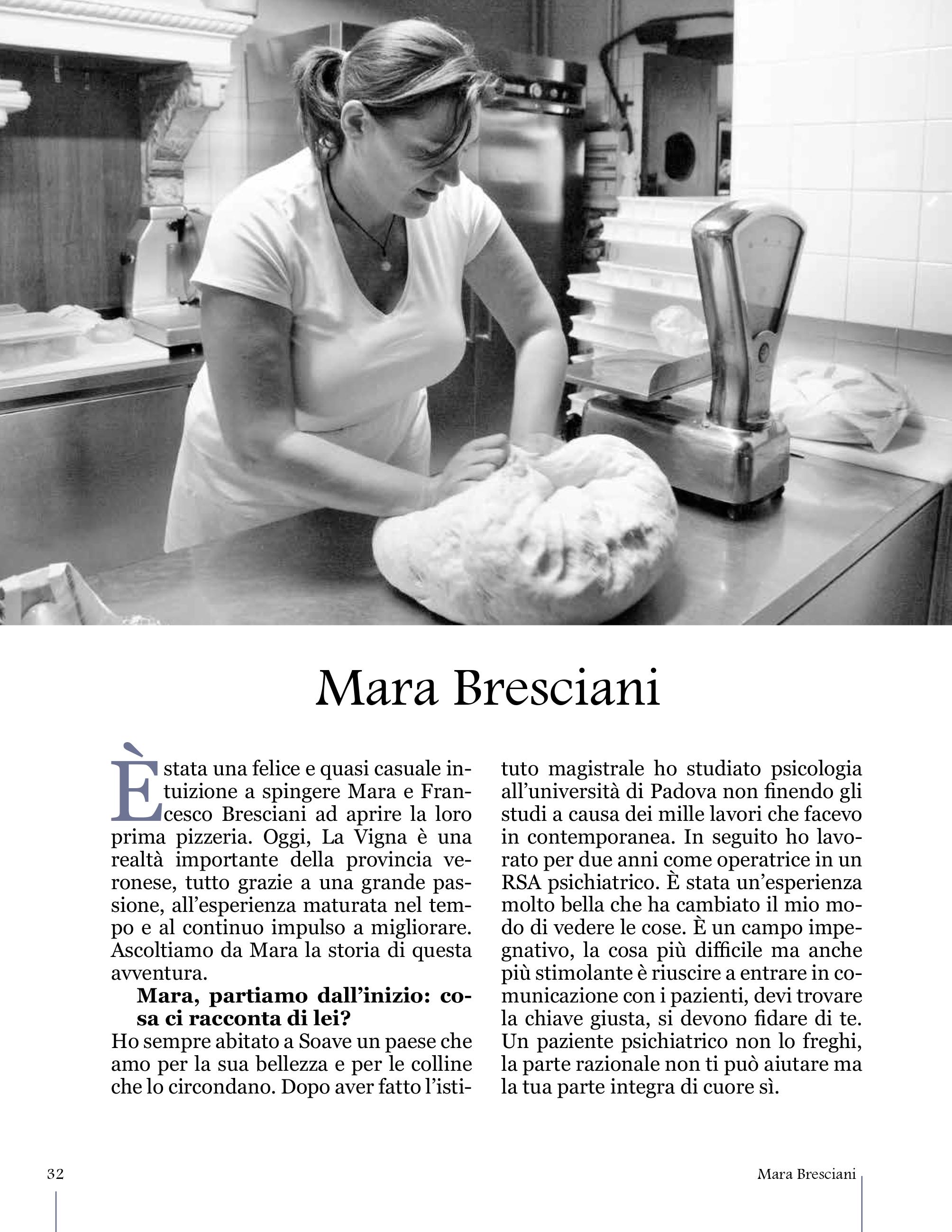mara bresciani